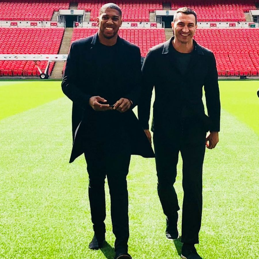 Joshua v Klitschko: Return to Wembley