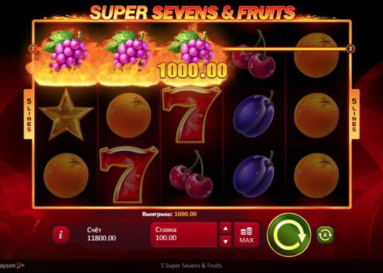 Бесплатные слоты в интернет казино